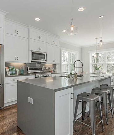 Kitchen Design Made By Cabinets and Granite Direct