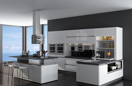 Model Design Of Kitchen By Cabinets and Granite Direct