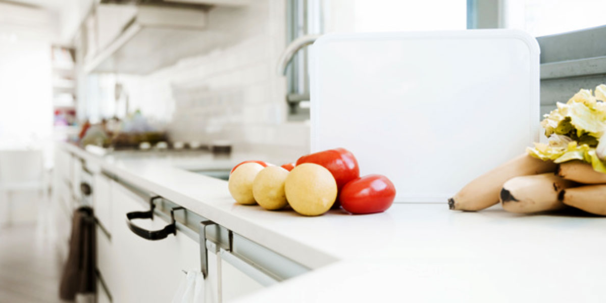 White Cabinets And Kitchen by Cabinets & Granite Direct