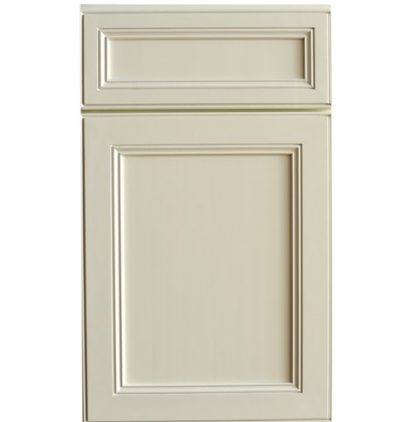 Premium French Vanilla Cabinets | CGD