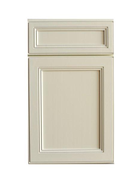 Classic White Cabinet Sample | Cabinets and Granite Direct