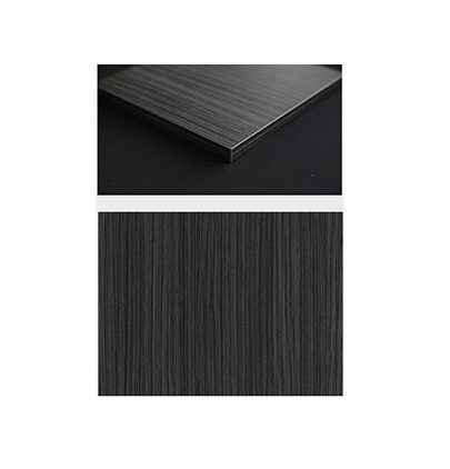 Dark Wood Euro Cabinets Color Sample | Cabinets