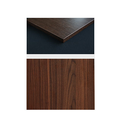 Walnut Euro Cabinets Color Sample | CGD