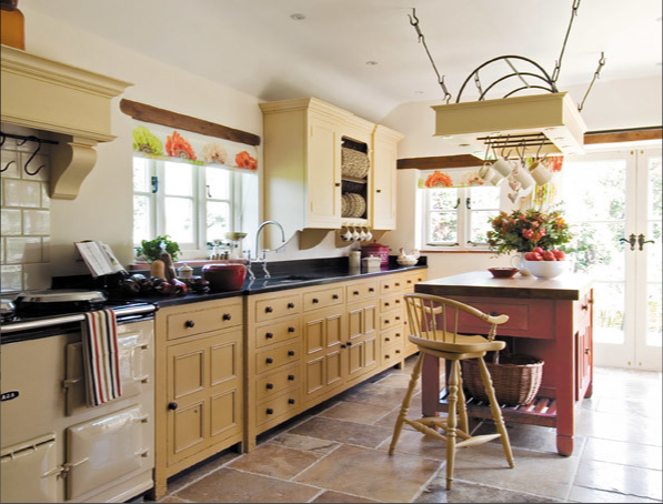 English Style Kitchen | CGD